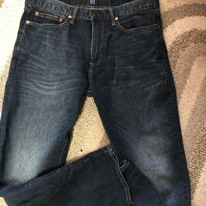 Men's Gap Jeans-size 34